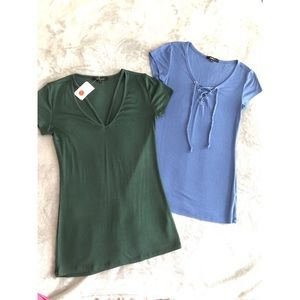 2 for 10$! Everyday tops